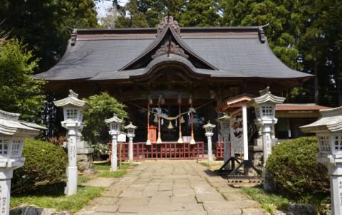 涼ケ岡八幡神社