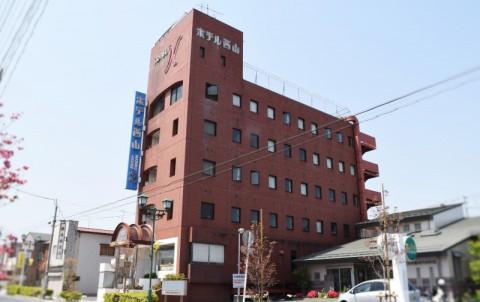 ホテル西山