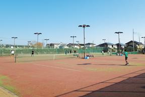 角田公園テニスコート
